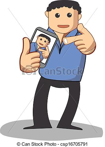 Self Clipart.