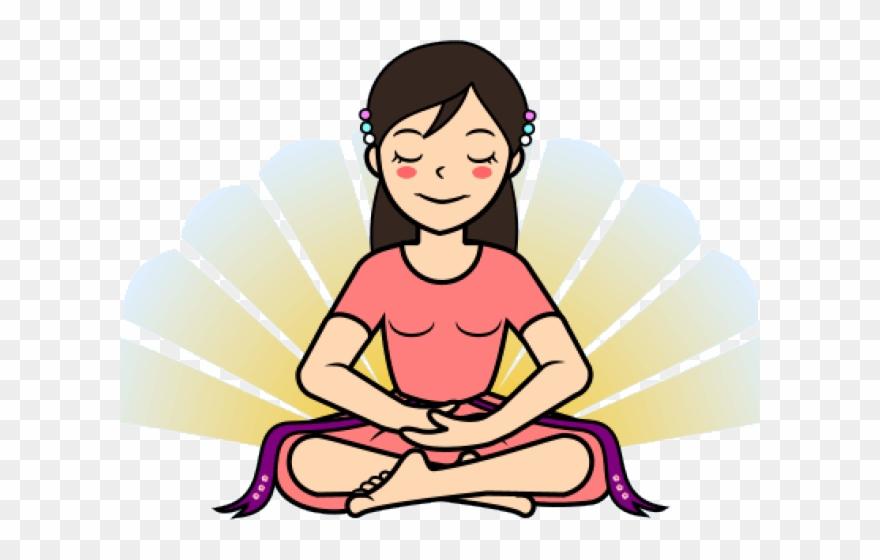 Meditation Clipart Self Discipline.