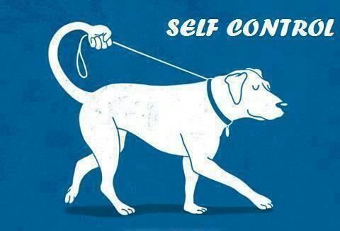 Self Control Clipart 71380.