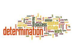 Determination Clipart.