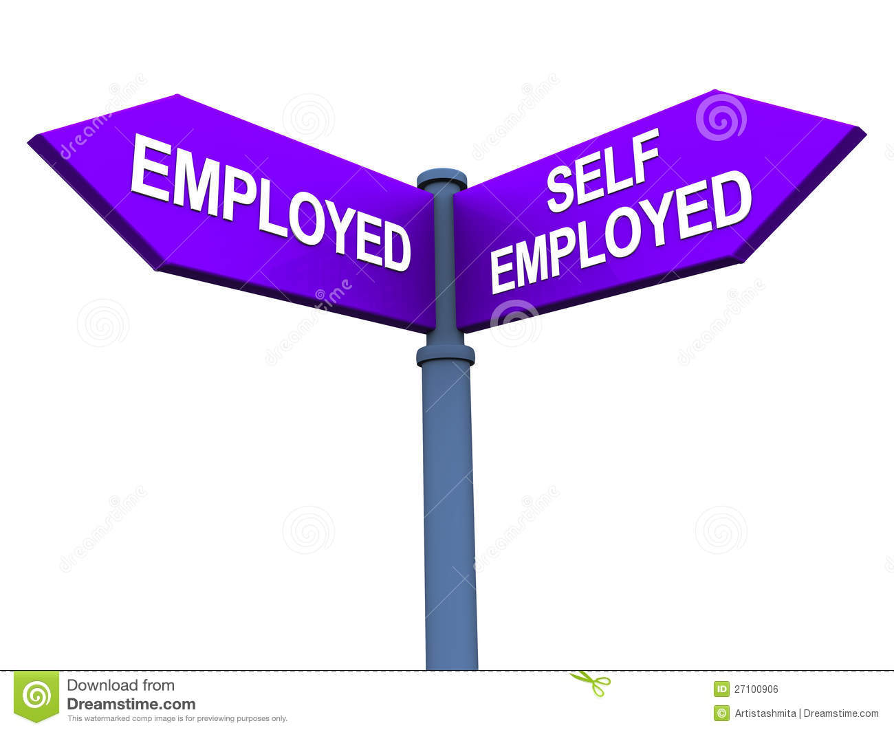 Self Employment Stock Photos, Images, & Pictures.