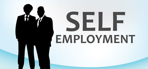 Self employment in Nigeria.