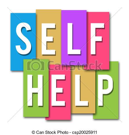 Self Help Clipart.