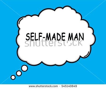 Self Made Man Stock Photos, Royalty.