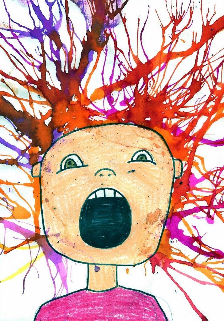 1000+ ideas about Scream Art on Pinterest.