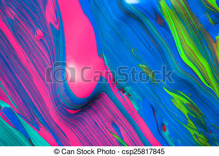Drawing of Abstract art backgrounds. Hand.