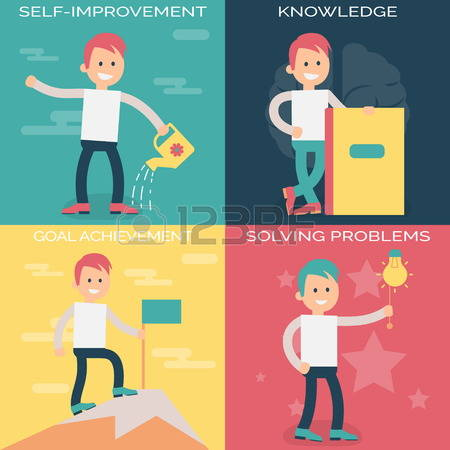 195 Growth Mindset Stock Vector Illustration And Royalty Free.