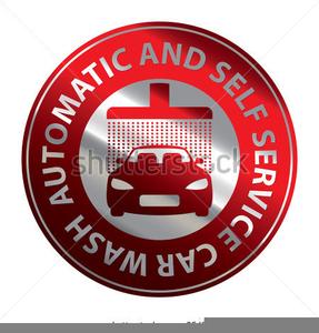 Self Service Car Wash Clipart.