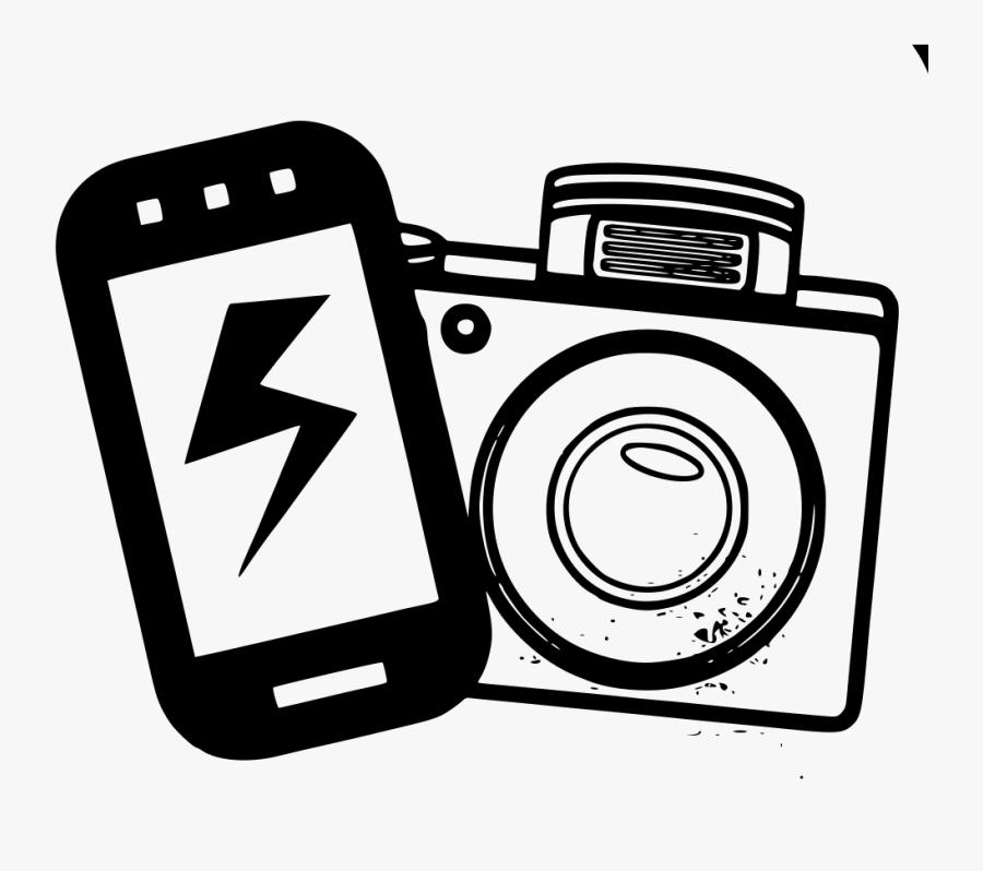 Transparent Camera Clip Art.