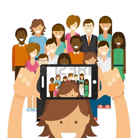 Selfie clipart 14 » Clipart Station.