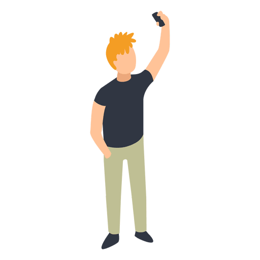 Selfie Png Vector, Clipart, PSD.