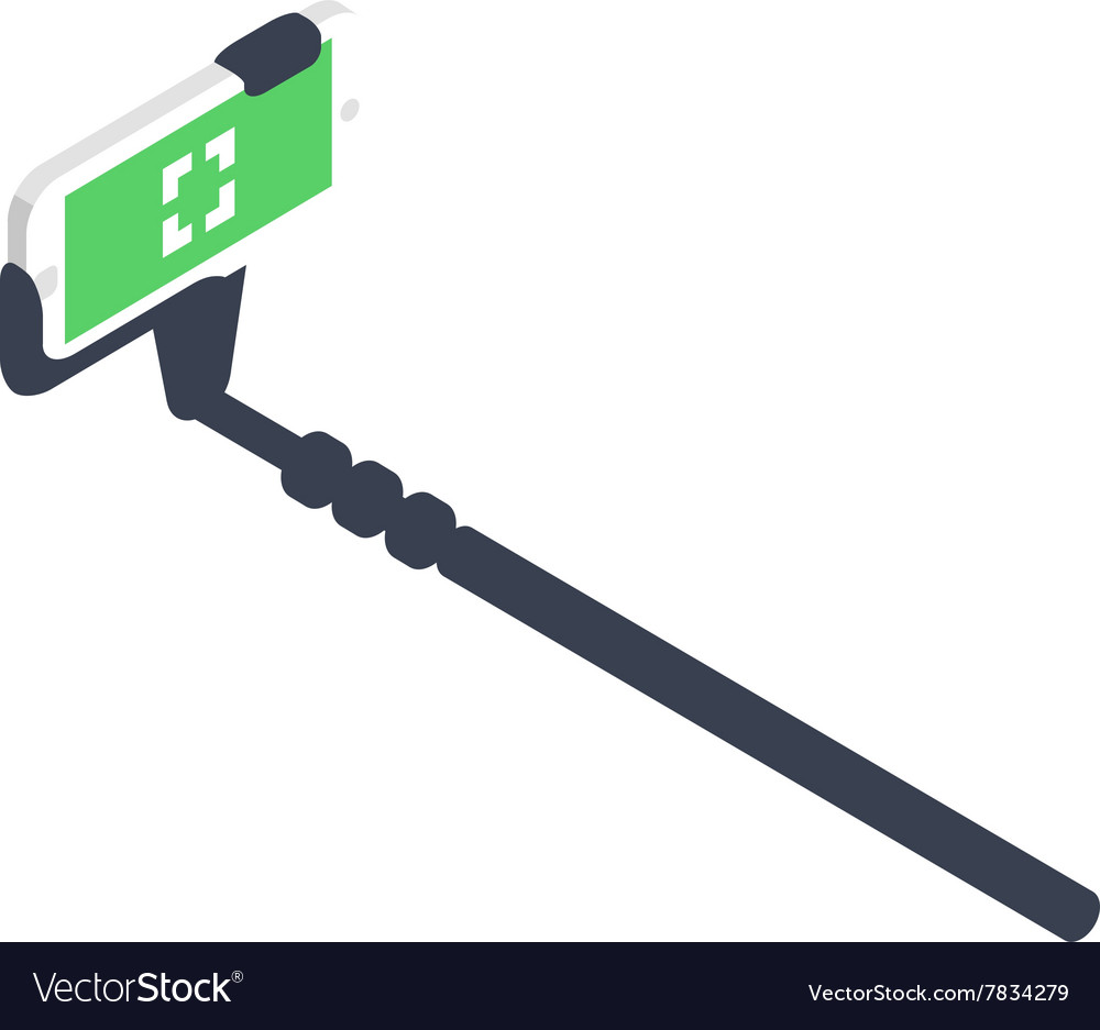 Selfie stick.