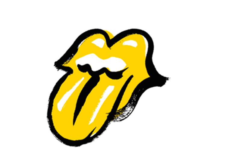The Rolling Stones Rock Out at Selfridges.