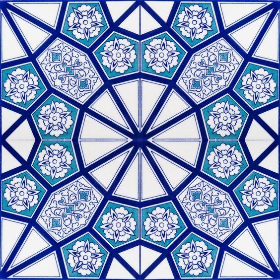 Seljuk, Star pattern.