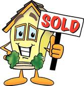Sell House Clipart.