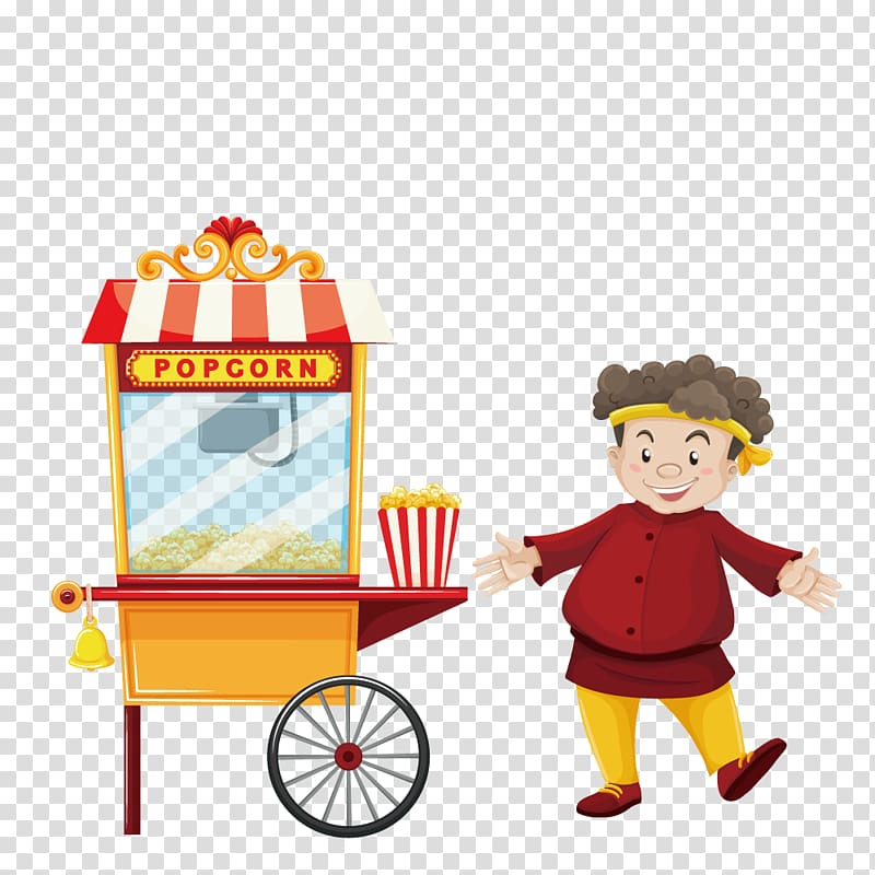 Popcorn , sell popcorn transparent background PNG clipart.