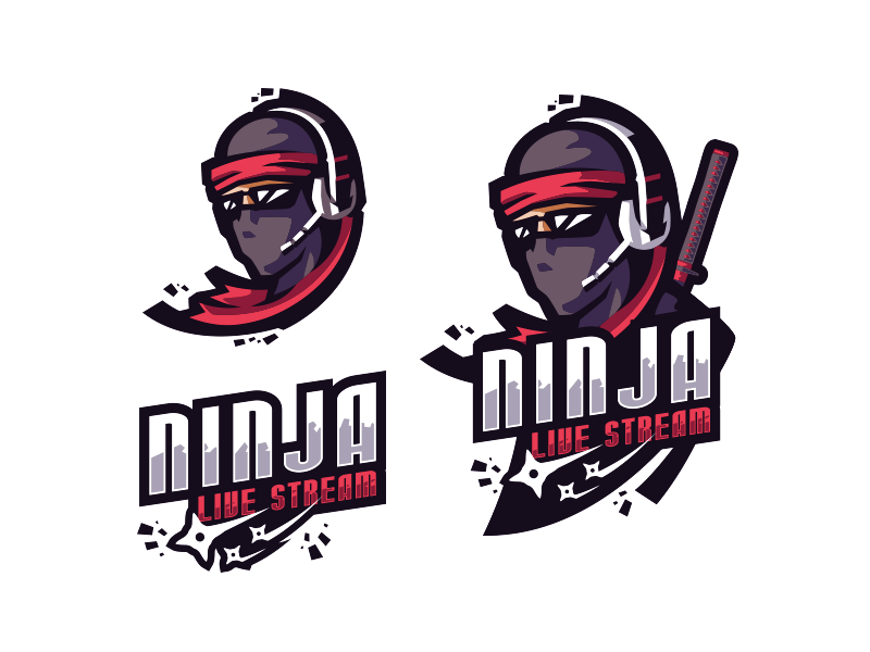 SELL ] Ninja Live Stream by Muhamamad Rizki Taufiq on Dribbble.