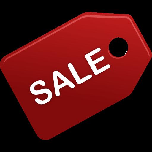 Sale Icon.