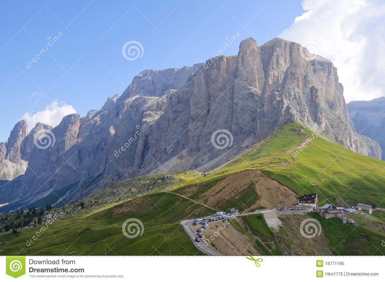 The Sella Massif Group.