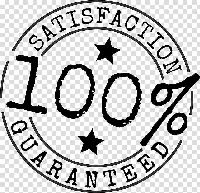 Money back guarantee Customer satisfaction, sello.