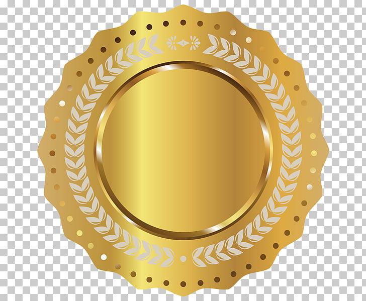 Sello de oro sello, sello de oro PNG Clipart.