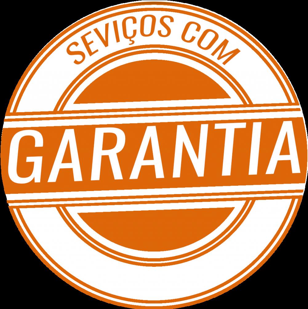HD Selo Garantia.
