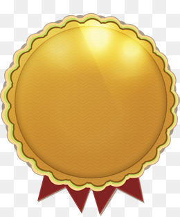 Badge clipart certificate, Badge certificate Transparent.