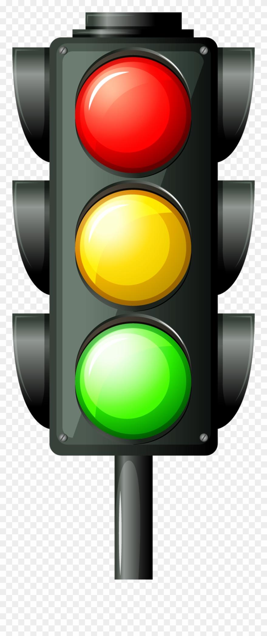 Traffic Light Clip Art.