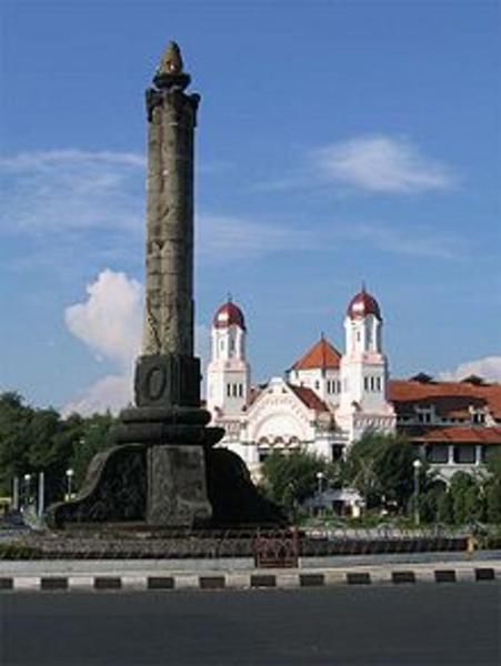 Px Semarang Lawangsewu.