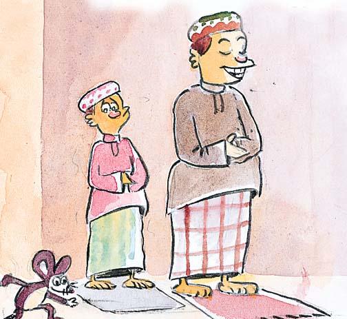Orang yang meninggalkan solat « Fitrah Islami Online.