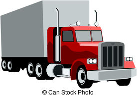 Semi truck Clip Art and Stock Illustrations. 2,578 Semi truck EPS.