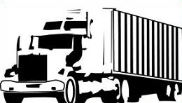 Truck And Trailer Clipart.