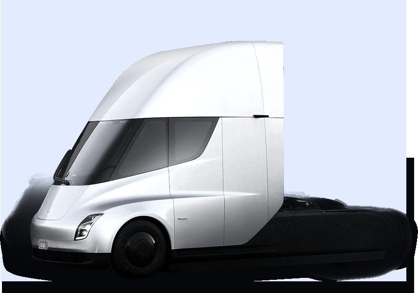 Tesla Semi Tesla Motors Car Truck.