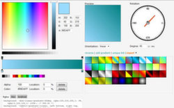 Gradient to Image maker.