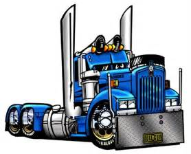 Similiar Big Rig Truck Art Keywords.