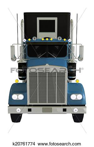 Semi truck Illustrations and Clip Art. 825 semi truck royalty free.