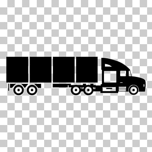248 truck Silhouette PNG cliparts for free download.