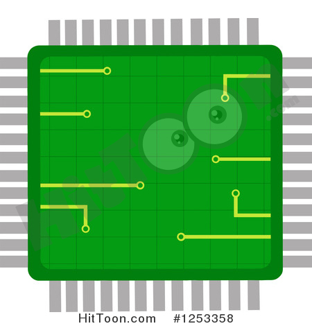 Semiconductor Clipart #1.