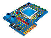 Picture of Semiconductors k3378947.