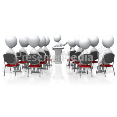 Seminar Speaker.