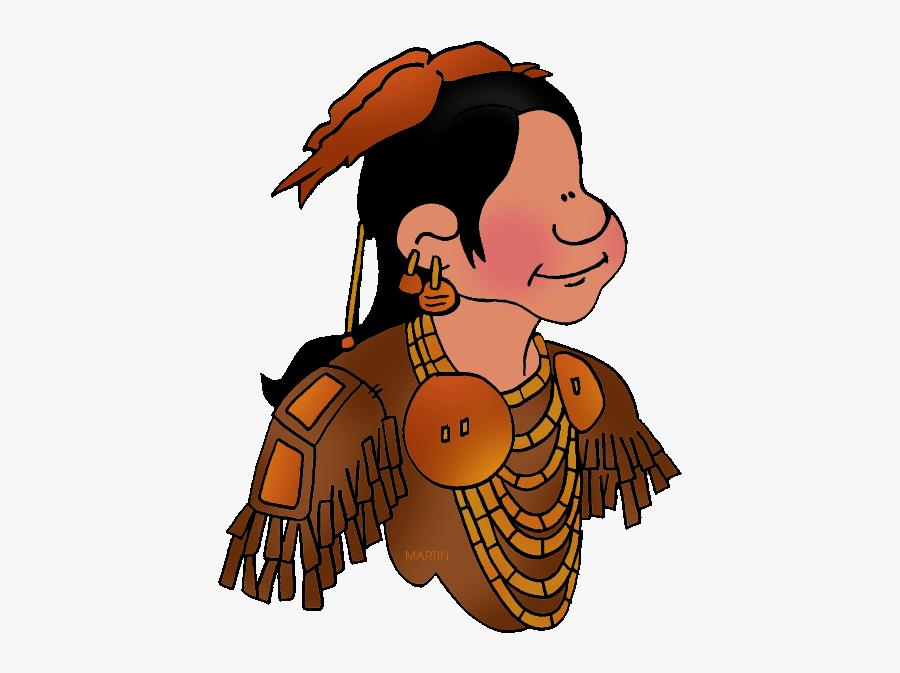 Southeast Woodland Seminole Man.