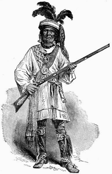 Seminole Indian Tribe Clip Art 050815» Vector Clip Art.