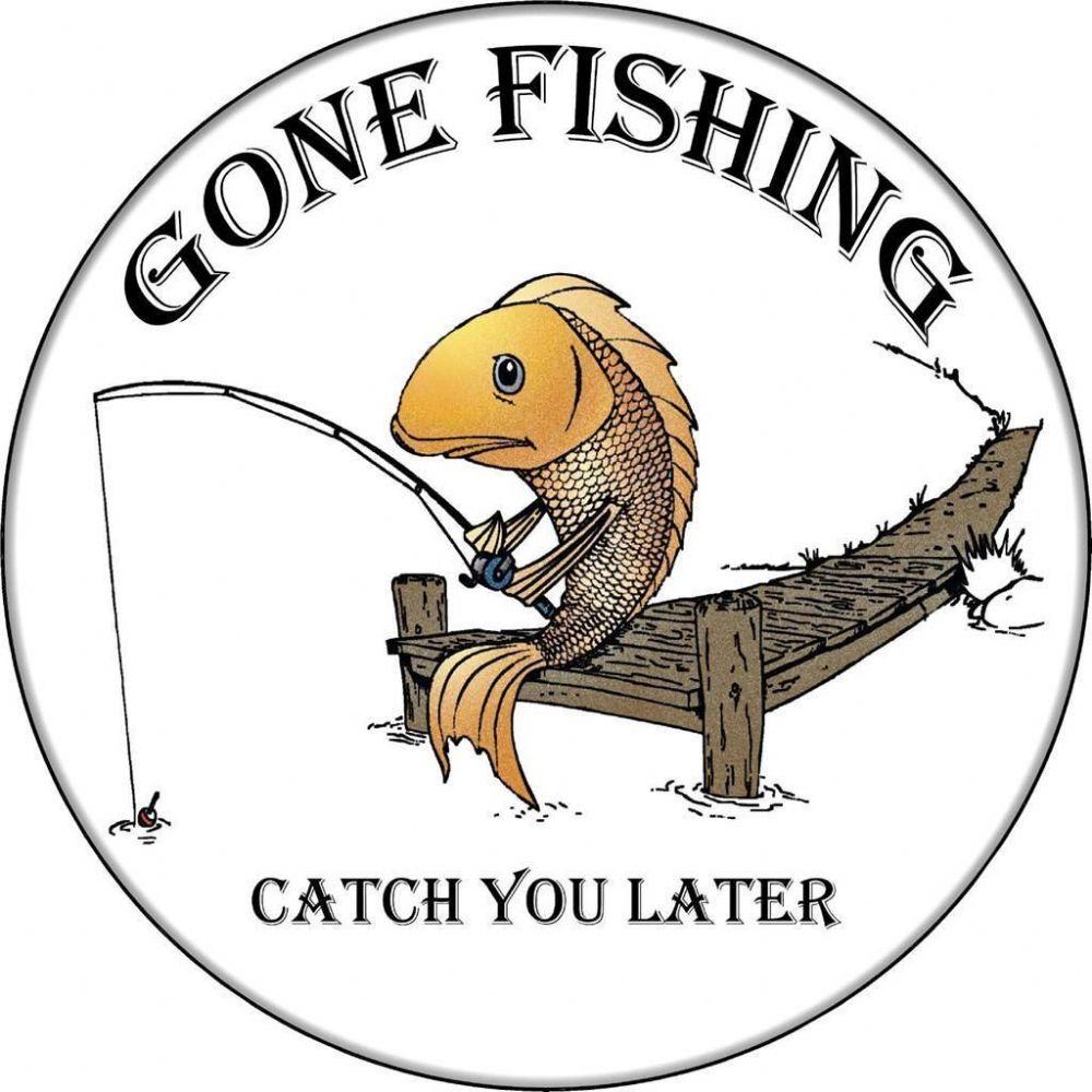 GONE FISHING 4x4 Semi.