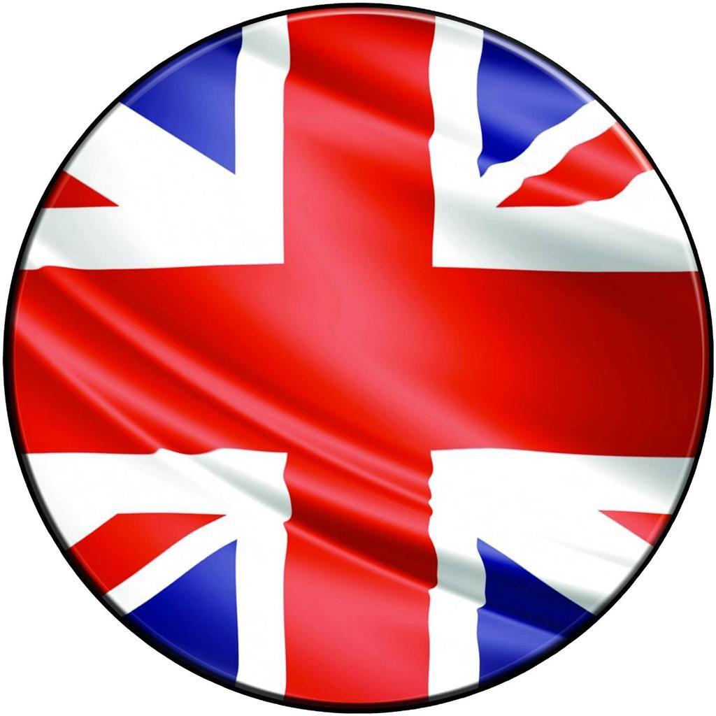 GB FLAG 4x4 Semi.