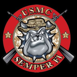 Us Marine Corps Semper Fi Clipart.