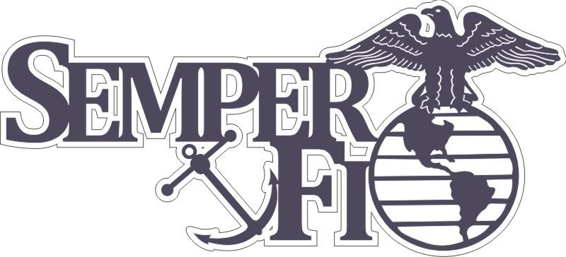 Semper Fi.