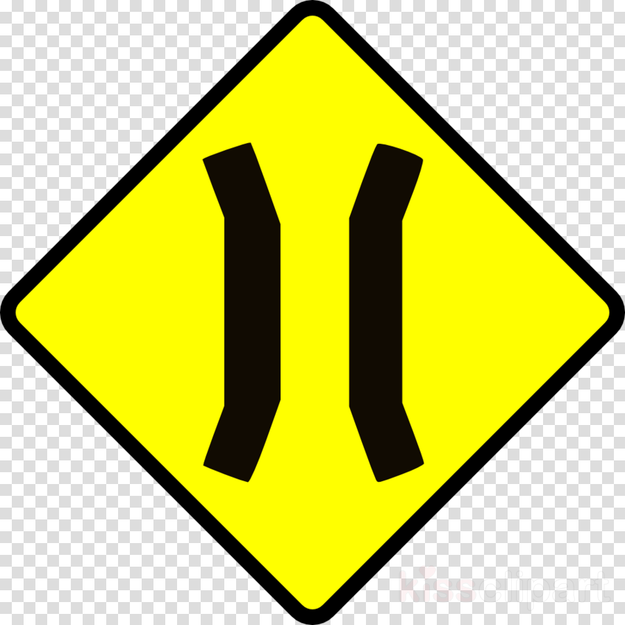 Two Way Street Sign Clipart Traffic Sign Lane One.