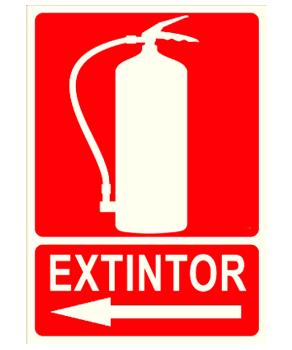 Extinfuego, S.L. Material contra incendios seguridad e higiene.