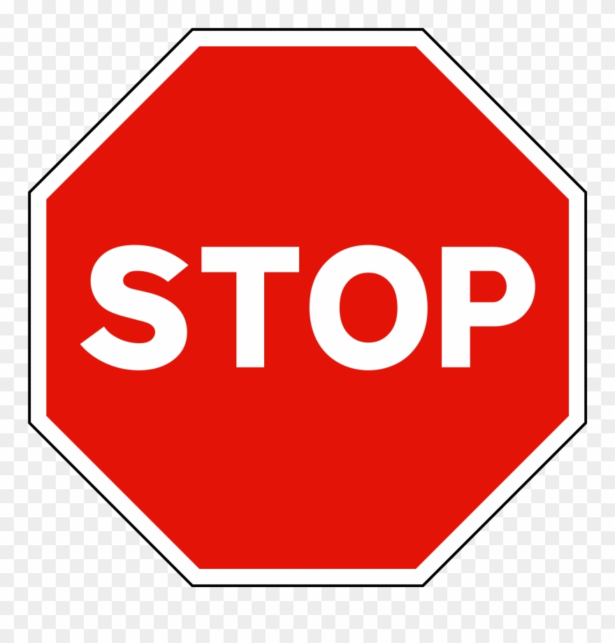 Microsoft Clipart Stop Sign.