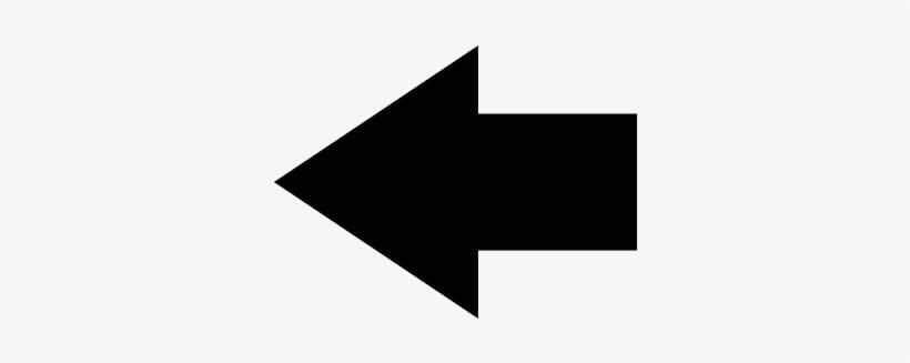 Free Left Arrow Symbol Png Vector.